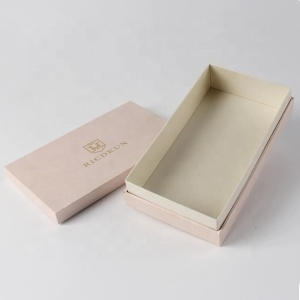 Decorative wedding mdf wooden wallet gift box