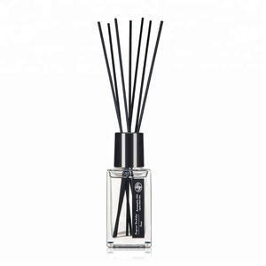 reed diffuser bottles wholesale 100ml Glass Bottle Fragrance Perfume with rattan sticks