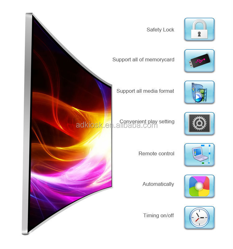 Cheap 4k Lcd Curved Monitor 55 Inch - Buy Cheap Lcd Monitor,4k Curved  Monitor,Hd Cueved Monitor Product on Alibaba com
