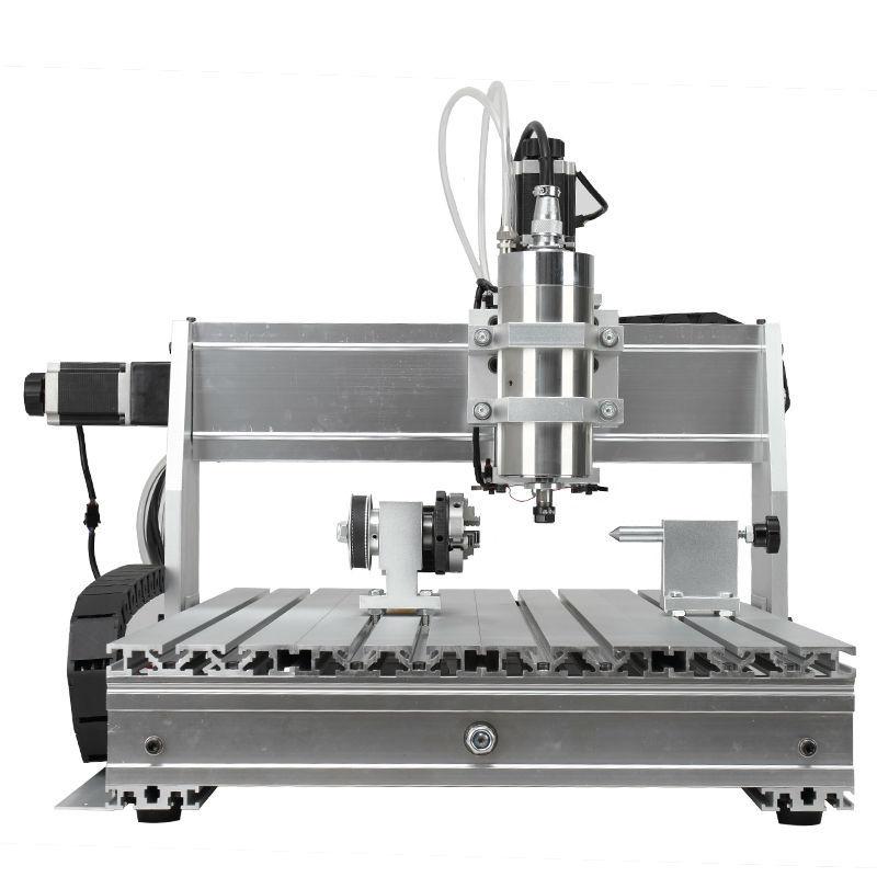 Desktop Mini Cnc Milling Machine For Metal Cnc 6040 Z S