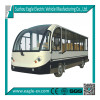 14 seater electric bus, small bus, EG6158KF
