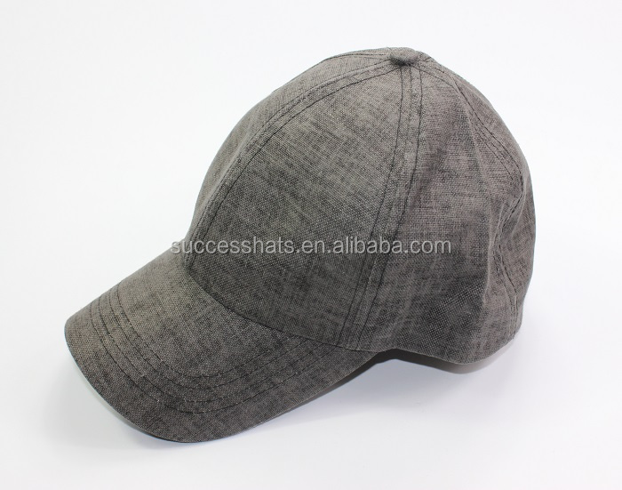 Wholesale alibaba plain casual baseball hat and cap for men
