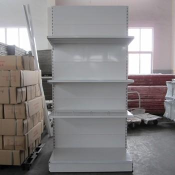 Scaffali Da Negozio Usati.Commerciale Supermercato Gondola Scaffalature Per La Visualizzazione Da Changshu Fabbrica Scaffali Negozio Di Usato Per La Vendita Buy Display