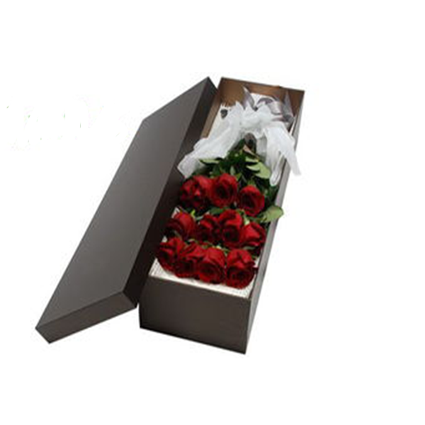 Custom Printed Color Cardboard Flower Shipping Boxes Buy