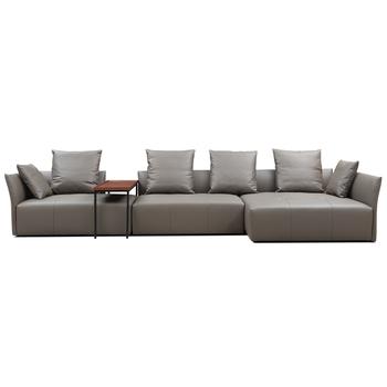 Brand New Leather Modular Sofa