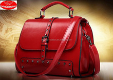 Rivet bag new tide female bag aslant bag factory direct sale