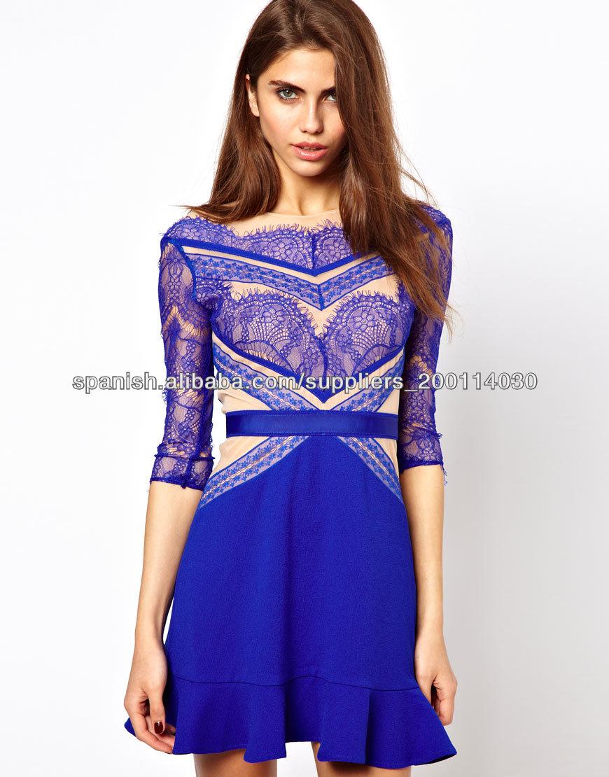 2013 vendedor caliente y nuevo vestido de noche,vestido de fiesta ...