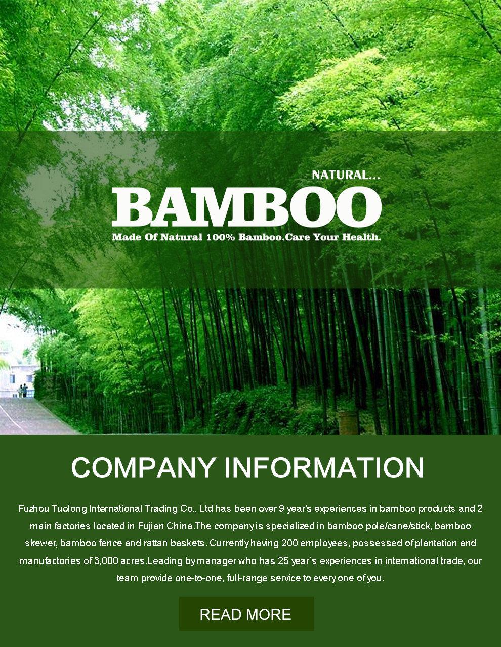 Fuzhou Tuolong International Trading Co., Ltd. - Solid Bamboo ...