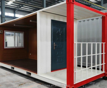 20 FT Container House with Ce for Site Office