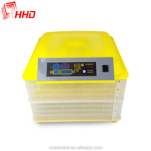HHD Hottest Selling CE Approved Full Automatic 96 Eggs Chicken/Quail/Duck Egg Incubator For Sale