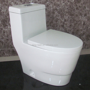 washdown design one piece toilet bathroom wc, One-Piece Toilet 10 inches roughing in