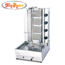 shawarma machine doner kebab grill with 4 burner gas GB-950