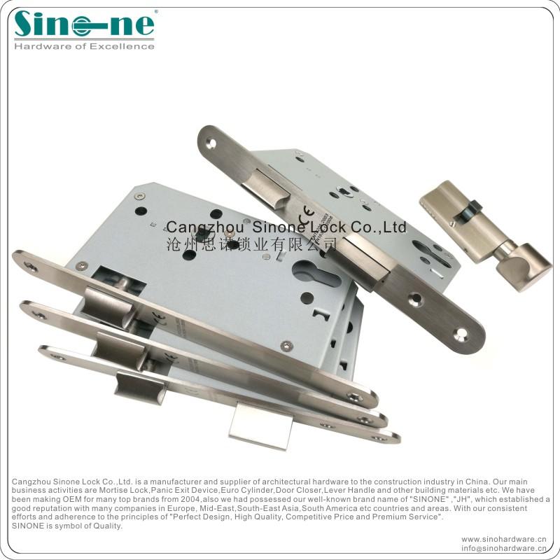 Din18251 En12209 55mm60mm 65mm Stainless Steel 304 Fire