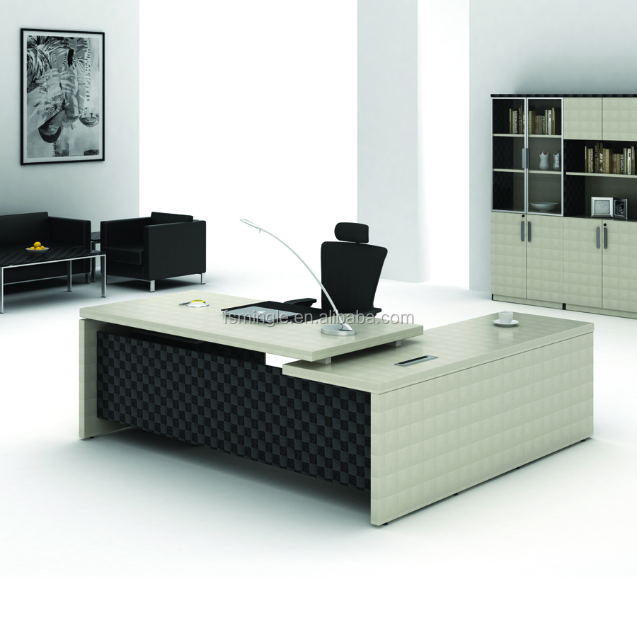 office table design. Office Table Modern. Boss Modern Director Design L01 - Buy Design,boss T