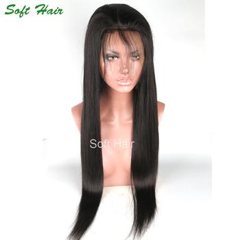 Pas Cher Brésilien Cheveux Pleine Perruque