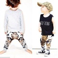 MS75334B Hot selling baby soft harem pants