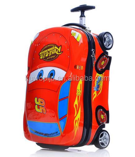 Car Shape Trolley Bag Wholesale Suppliers
