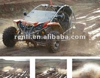 All Terrain Vehicle Chery Engine Used 1100cc 4x4