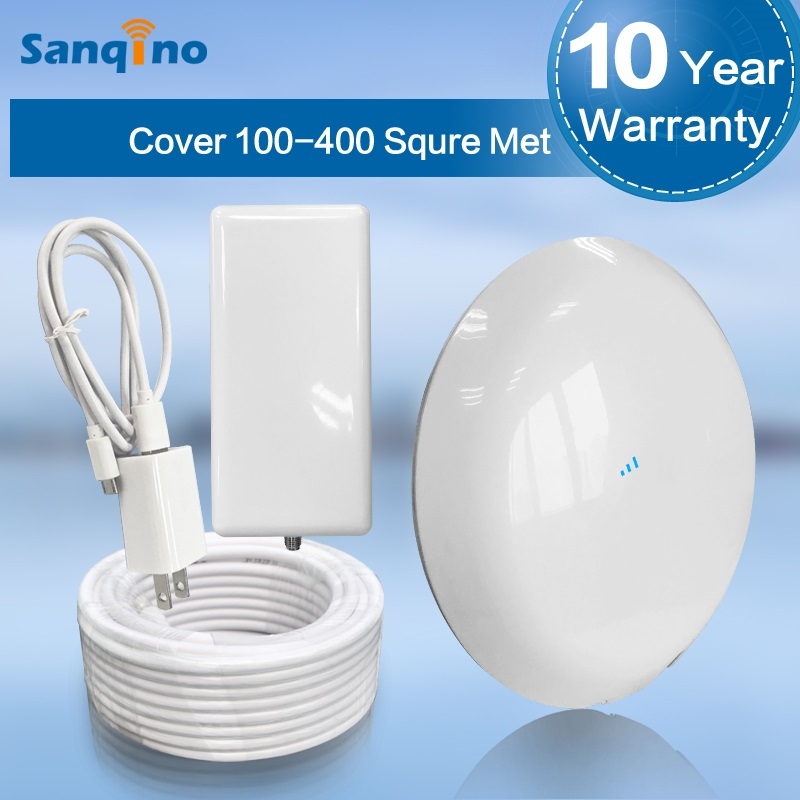 Sanqino NEW MODEL Ceiling Type GSM900MHz Verizon Mobile Cellphone Network signal booster extender enhancing your mobile signal