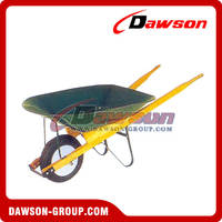 160kg aluminum tracked power wheel barrow