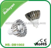 high brightness cup led 1W led par light with Ce,RoHS