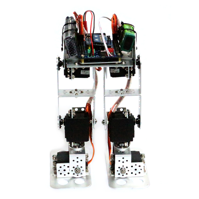 Humanoid Robot AS-6DOF biped robot of educational robot kit