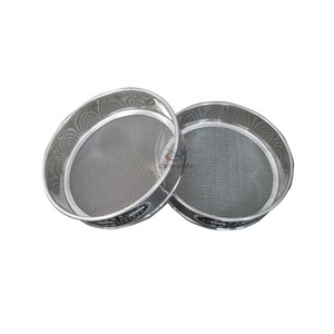 5 10 20 50 100 150 200 300 Micron Laboratory Stainless Steel Wire Mesh Test Sieve