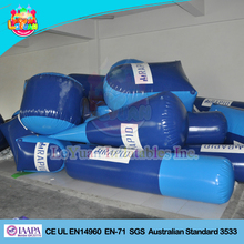 Customize Inflatable Paintball Bunker/ pvc Paintball Bunker