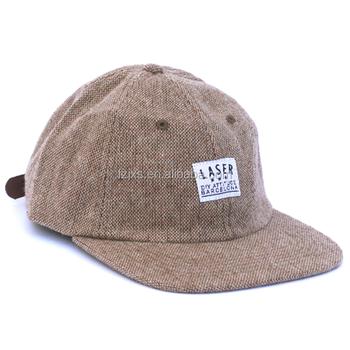 Black Faux Leather Custom Metal Plate Snapback Hat - Buy Custom ... 3634f097dbdc