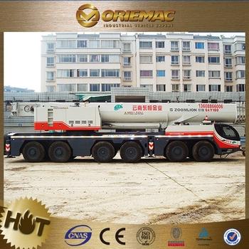 China Brand Zoomlion Qay220 Dubai Mobile Crane All Terrain Crane ...