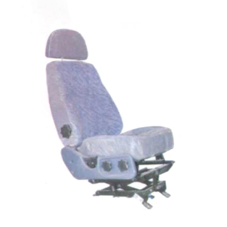 Hoge Kwaliteit zware voertuig opvouwbare driver truck seat voor camc