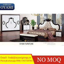 Cheap Promotion laminated modern bedroom sets