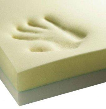 visco memory foam mattress topper buy visco memory foam. Black Bedroom Furniture Sets. Home Design Ideas
