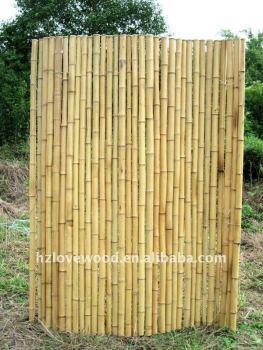 Cheap rolled fence for garden buy bamboo fence bamboo - Vallas jardin baratas ...