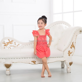 39c890cd08b Vintage Baby Girls Lace Ruffles Romper For Baby Girl Cheap Rompers For  Children Smocked Baby Romper