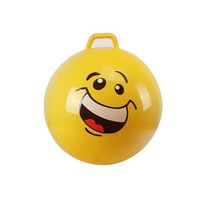 65cm big emoji logo bouncing ball large you can sit on