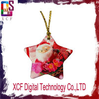 Custom Printing Ornament for Christmas, 3D Customized Printing Ornament