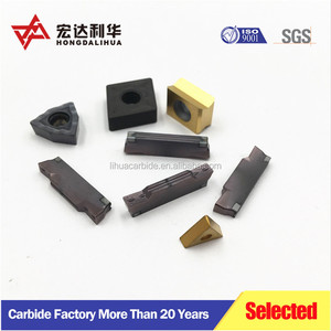 Tungsten Carbide Turning Inserts Internal indexable tool holder