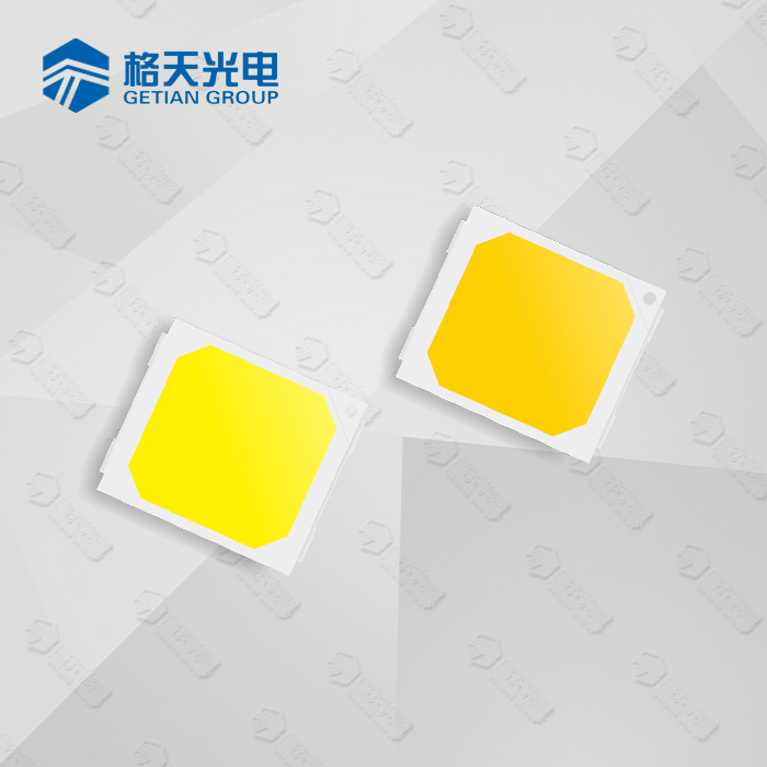 High lumen 2835 SMD led chip 4000-4500K 0.5w