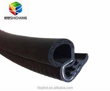 compression strips weatherproofing Rubber
