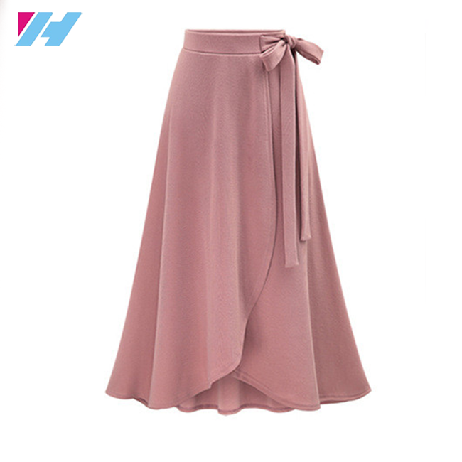 21db8a32e62 Wholesale summer long skirts women fashion High waist casual big size long  skirts for women