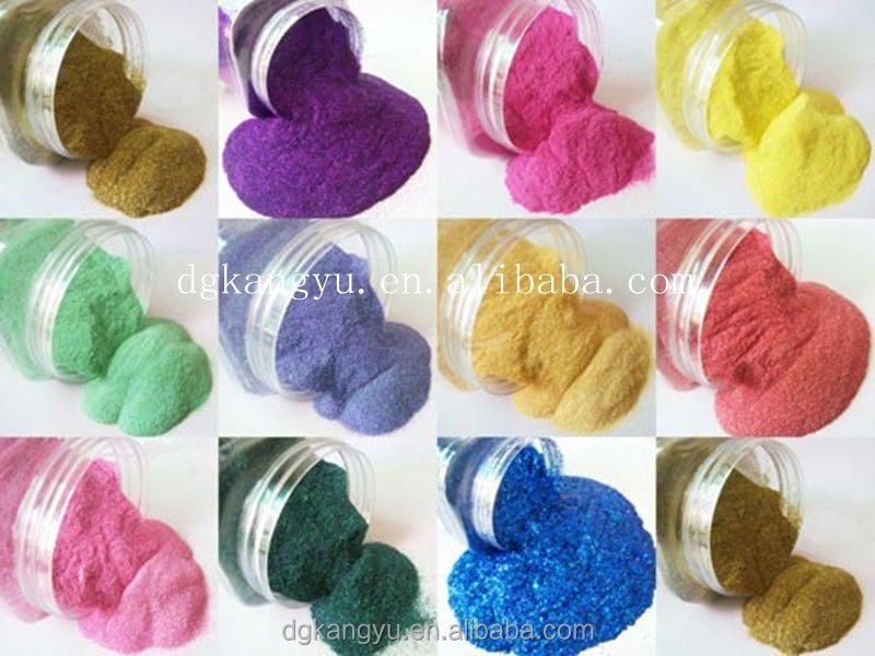 China Glitter Dust, China Glitter Dust Manufacturers and