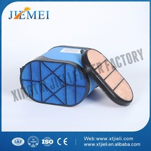 Powercore air filter for tractor/ excavator/ bus P608676+ P601560