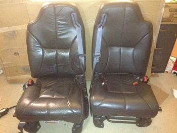 1999 Dodge Ram 1500 2500 3500 Leather Seats Set Buy