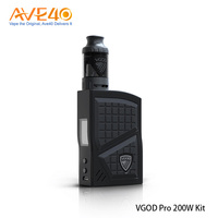 2018 New Products Vape Mods VGOD Pro 200W Mod Kit