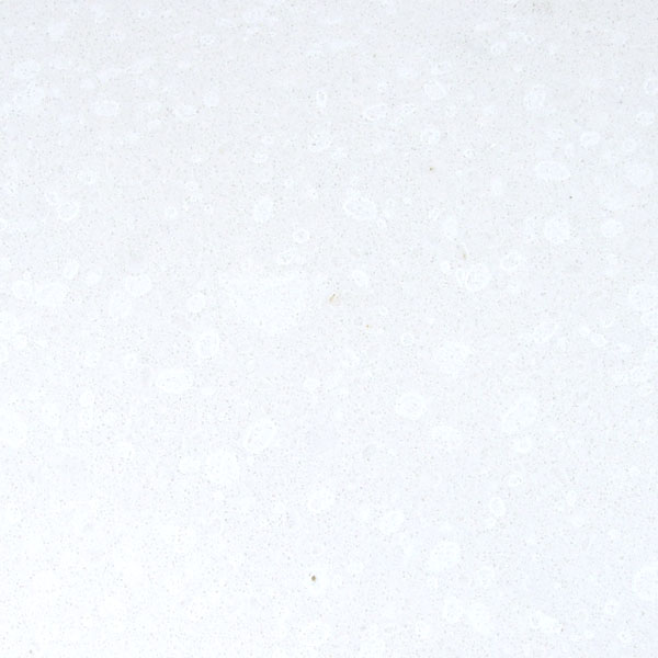 Pure White Small Grain Artificial Marble