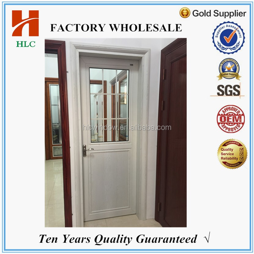 Half Glass Wooden Door, Half Glass Wooden Door Suppliers and ...