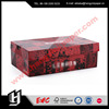 Customized paper shoe box cardboard shoe box wholesale
