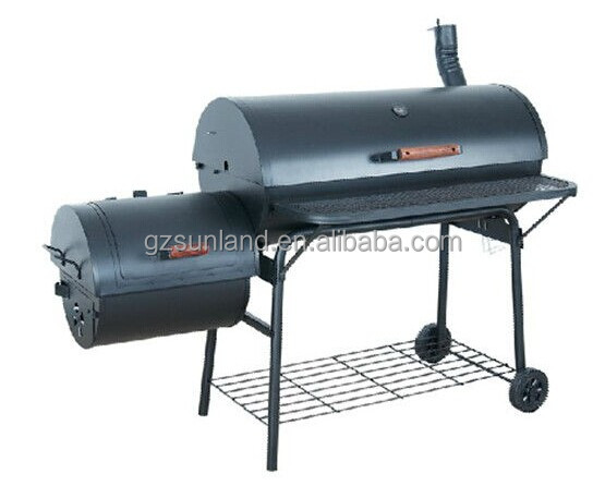 Robuste barbecue et fumoir