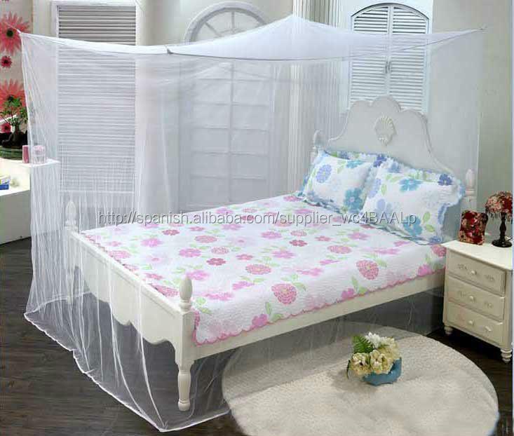 Mosquiteros para cama matrimonial mosquitero para cuna en for Mosquiteras para camas